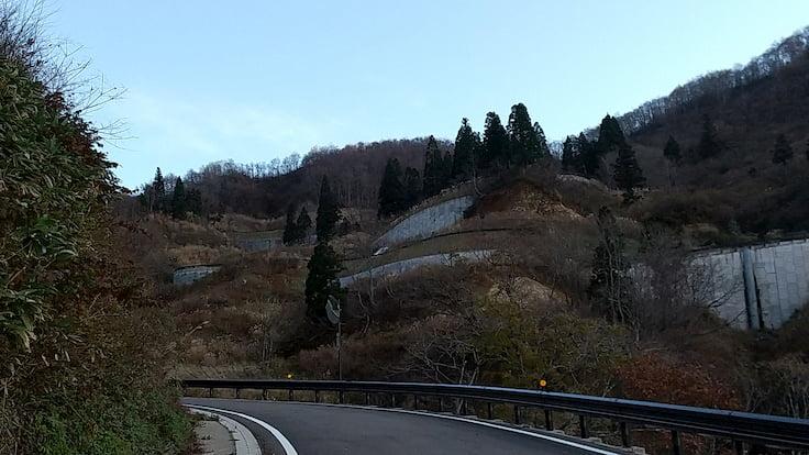 福井県ヒルクライム国道416号線