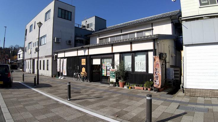 大野市内(亀寿堂)