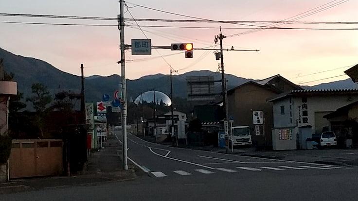 福井県ヒルクライム国道416号線出発