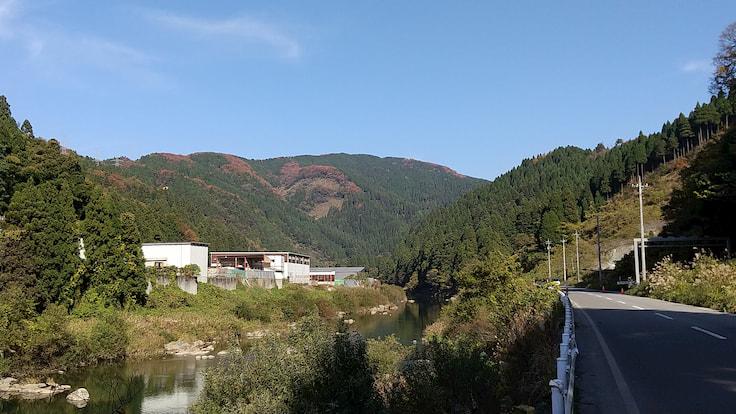 福井から大野へのライド