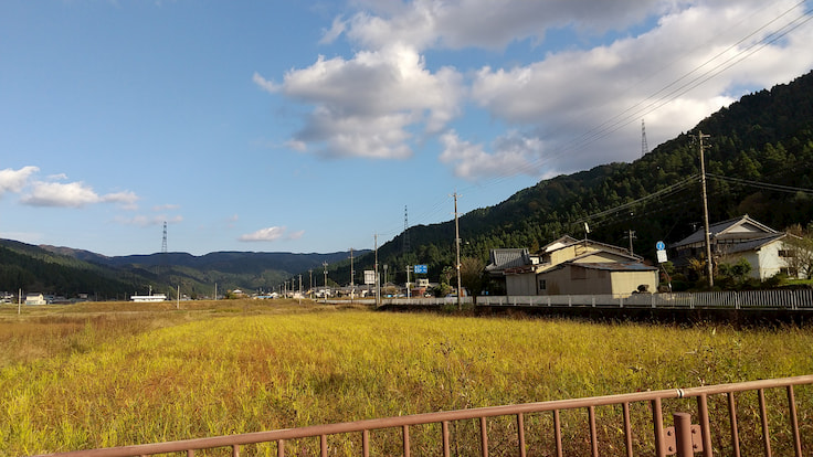自然とグルメを満喫できる池田町ライド!『そば処一福』の塩そばを是非食べてほしい!